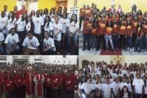 Jovens são crismados em mais quatro paróquias do Setor Parelheiros