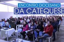 Catequese Mistagógica é tema de encontro diocesano