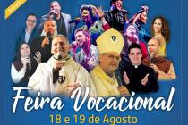"""""""UM JOVEM, UMA VOCAÇÃO"""" é o tema da Feira Vocacional 2018"""