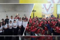 Jovens são confirmados na fé em duas paróquias do setor Pedreira