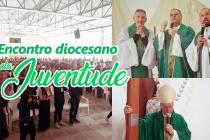 Encontro diocesano dos jovens conta com a presença do Pe. Marcelo Rossi