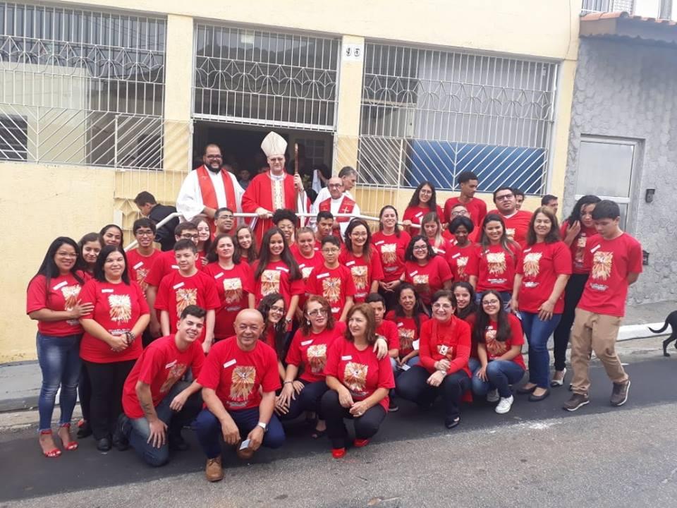 Paróquia Nossa Senhora da Consolação - Jordanópolis