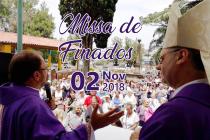 Dom José celebra missa de finados em cemitério de Santo Amaro