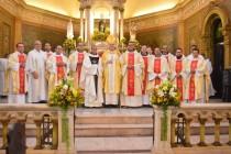 Frei Francisco Airton, CMES é ordenado na Catedral de Santo Amaro