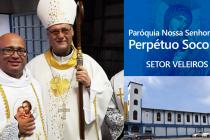 Pe. José Alexandre A. Werneck assume paróquia no setor Veleiros