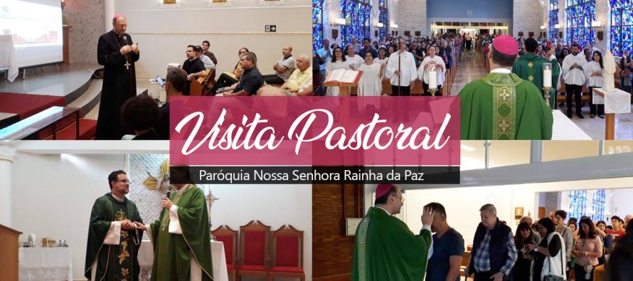 Visita Pastoral à Paróquia Nossa Senhora Rainha da Paz