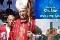 Pe. Cícero de Lima toma posse na paróquia São Brás