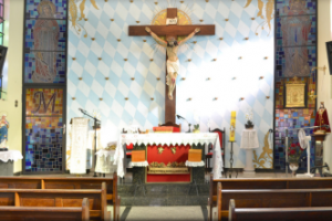 Cristo Rei Setor Santa Catarina