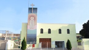 Igreja fora - Izamar Palombello