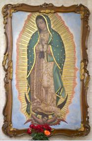 Nossa senhora de Guadalupe Setor Santo Amaro2