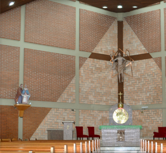 Sagrada Familia Setor Santo Amaro