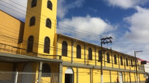fachada 1 - Paróquia Ns Sra do Perpétuo Socorro Veleiros