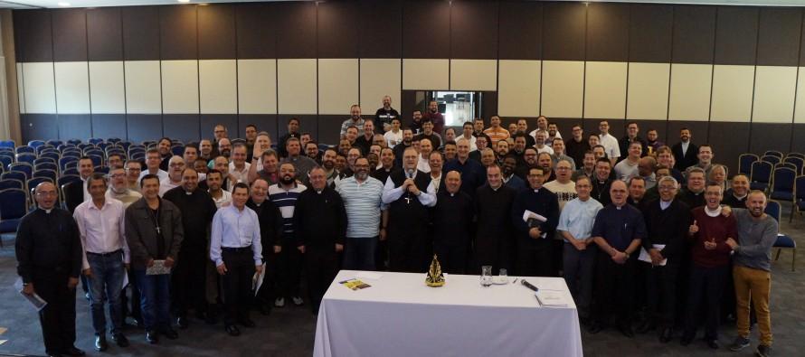 Retiro Diocesano de Presbíteros acontece no Sul de Minas