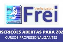 Para 2020:  Inscrições abertas para cursos profissionalizantes no Instituto Social N.S. de Fátima