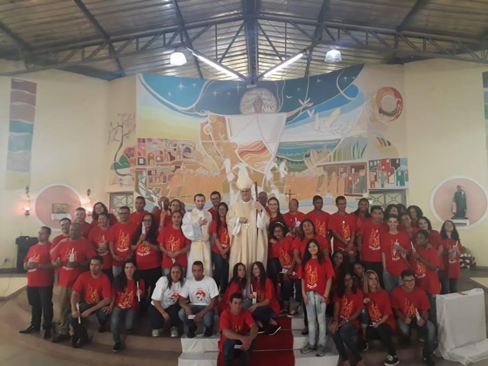 Paróquia Nossa Senhora do Rocio - Grajaú