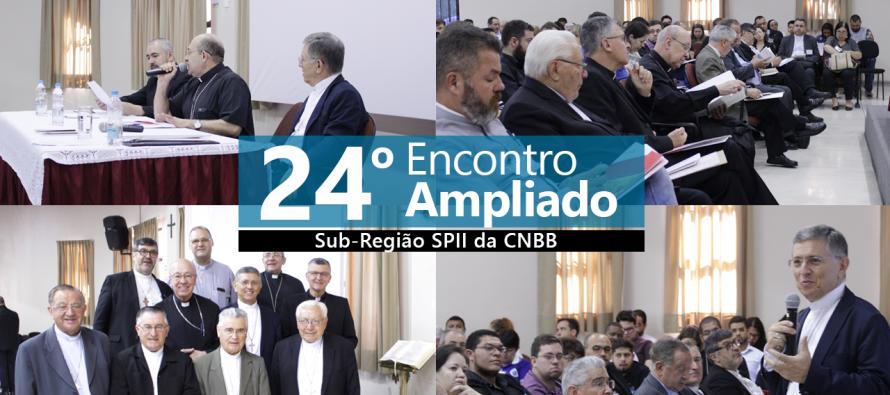 24º Encontro Ampliado das Pastorais do Sub-Regional SP2 da CNBB