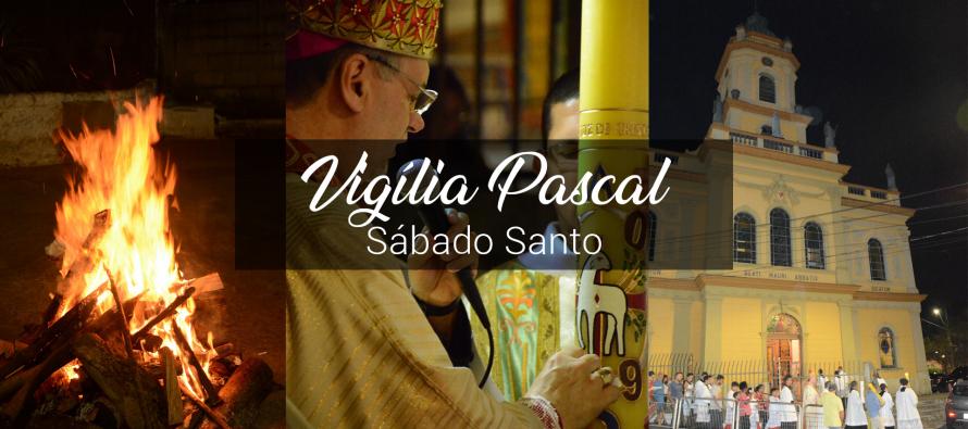 Sábado Santo: Vigília Pascal na Catedral