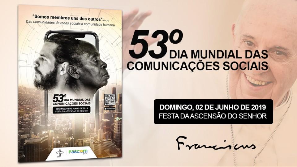 53DiaMundialComunicacoesSociais