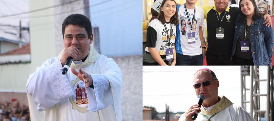 Feira Vocacional 2019 reúne congregações e comunidades religiosas e grande público jovem
