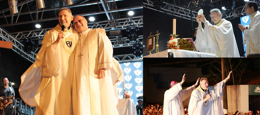 Padre Marcelo Rossi na FV 2019