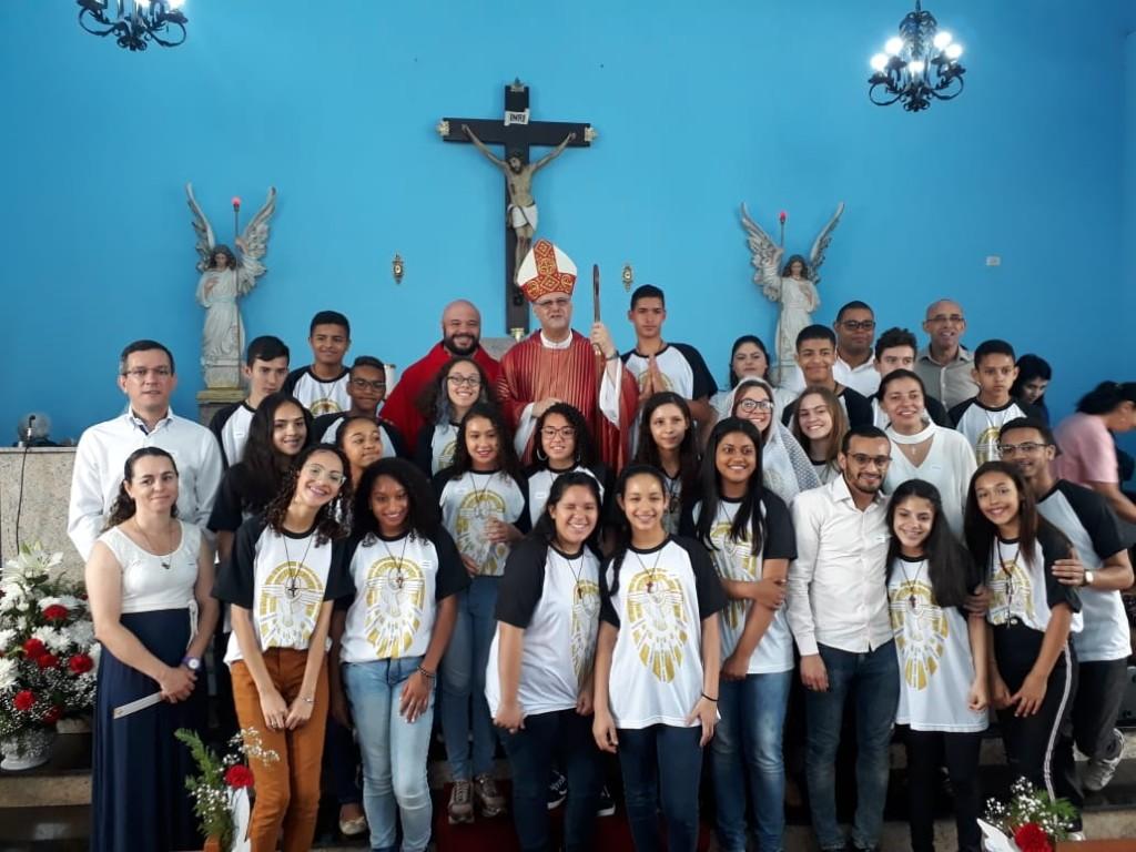 Paróquia Ns da Lourdes