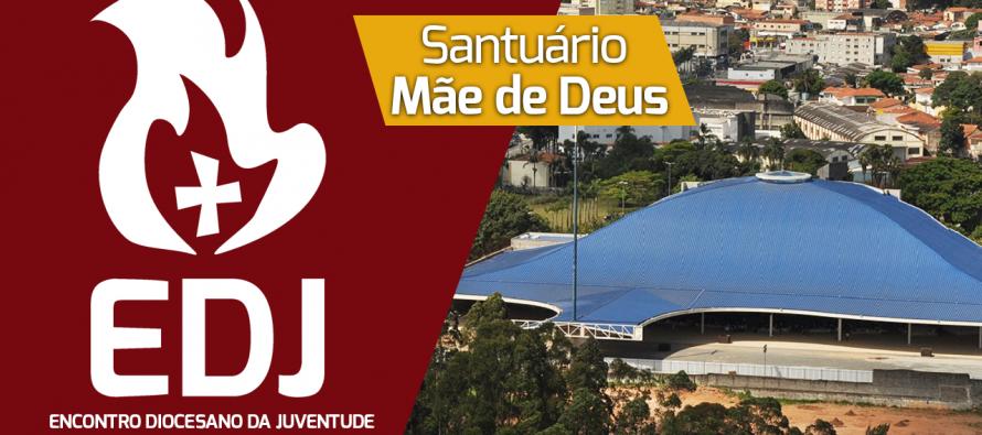 EDJ acontece neste sábado e domingo no Santuário Mãe de Deus