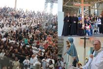 Encerramento do Ano Pastoral e Biênio da Juventude no Santuário N.S. Mãe de Deus