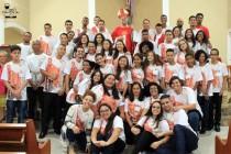 Seis paróquias do Setor Grajaú celebram o Crisma