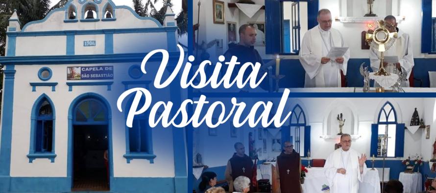 Visita pastoral à Paróquia Nossa Senhora dos Navegantes