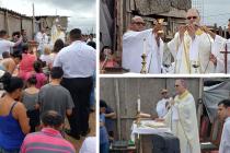 Dom José participa das Santas Missões com os seminaristas diocesanos