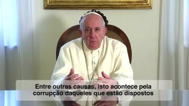 Escutar os gritos dos migrantes - O Vídeo do Papa 2 - fevereiro de 2020_Moment