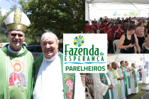 Fazenda da Esperança de Parelheiros é inaugurada com missa presidida pelo bispo diocesano