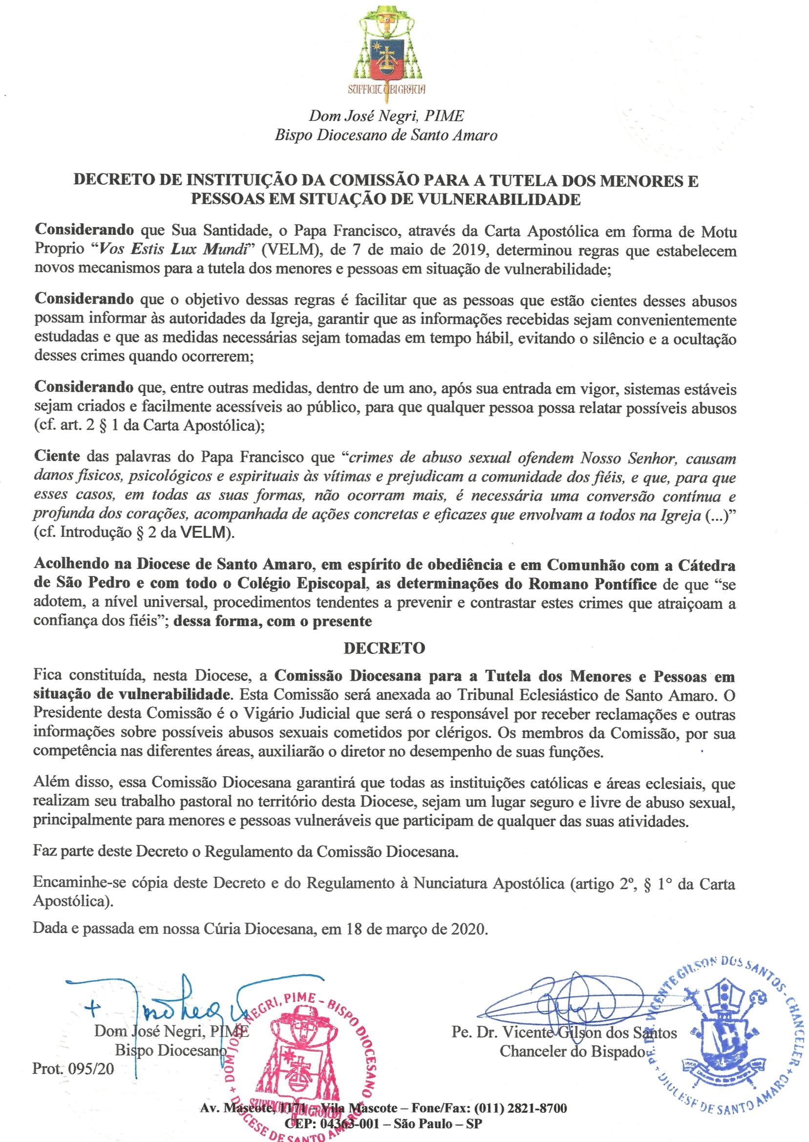 Decreto de Instituição de Comissão - Menores (1)-1