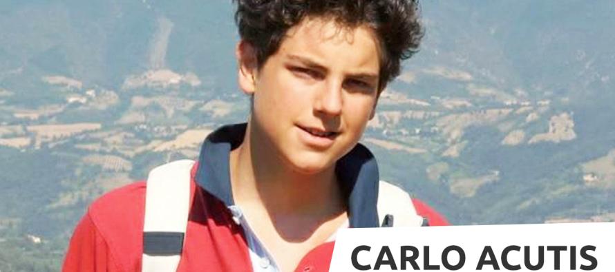 Carlo Acutis será o padroeiro da Juventude em 2021