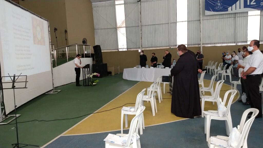 12ª Assembleia Diocesana de Santo Amaro - 20/02/2021
