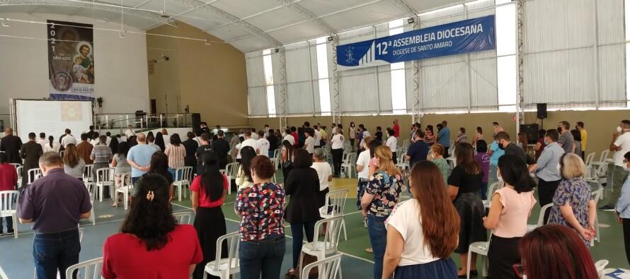 Começa a 12ª Assembleia Diocesana de Pastoral de Santo Amaro