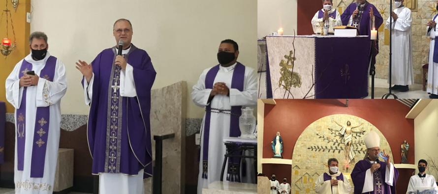 Visita Pastoral nas Paróquias Cristo Ressuscitado e Nossa Senhora Aparecida – Setor Grajaú