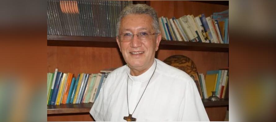 Bispo missionário Dom Pedro Zilli, PIME morre em Guiné Bissau, vítima da covid-19.