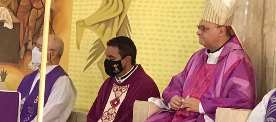Fotos: Posse canônica do Pe. Carlos Manuel na Paróquia São José – Pedreira