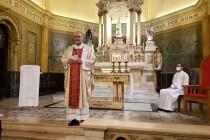 Fotos: Celebração de Quinta-feira Santa na Catedral
