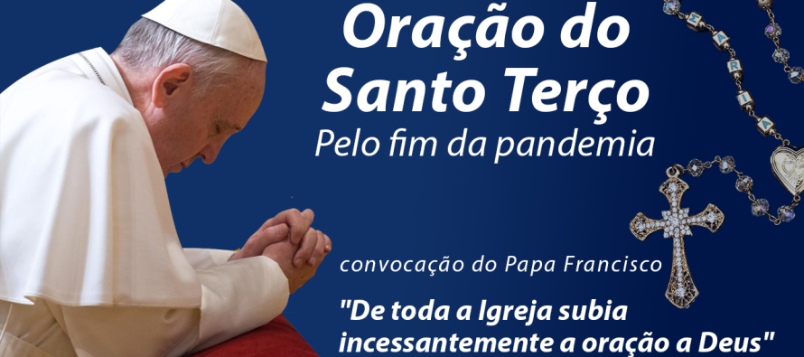 Maio: mês dedicado a oração pelo fim da pandemia