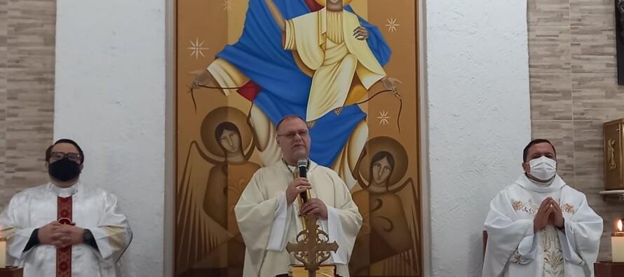 Fotos: Posse canônica dos padres Gilberto e Rodolfo na Paróquia Nossa Senhora da Consolação