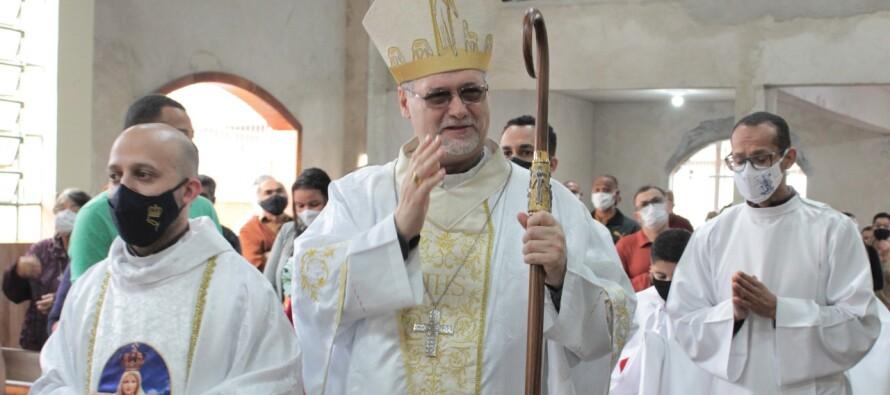 Dom José realiza Visita Pastoral na Paróquia Nossa Senhora de Fátima – Grajaú