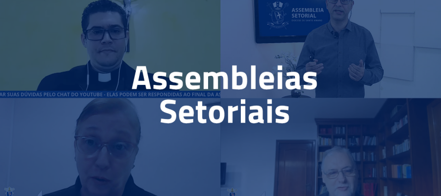 Fase das Assembleias Setoriais é encerrada com a participação de mais de 2 mil pessoas