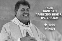 Nota de Falecimento: Pe. Chicão – 08/08/2021