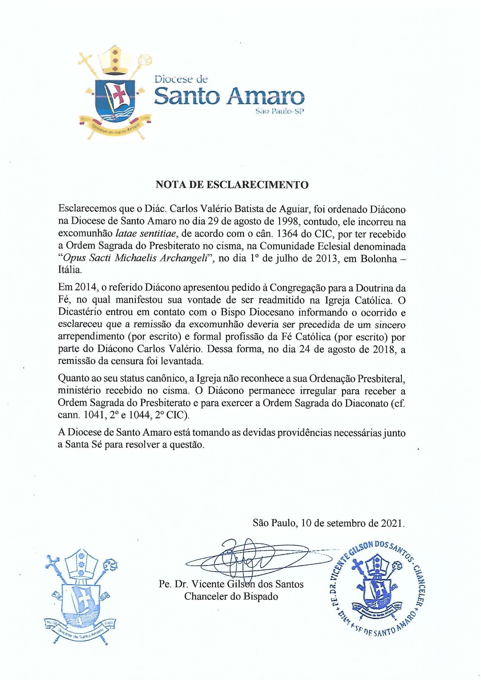 Nota de Esclarecimento - Carlos Valério-1