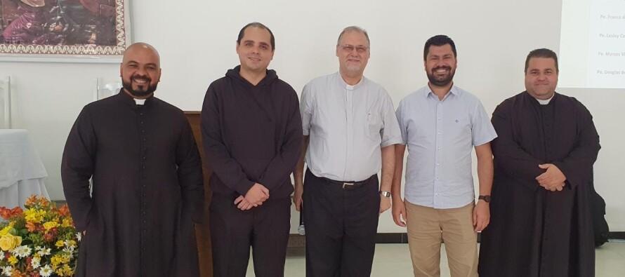 Eleição da Pastoral Presbiteral da Diocese de Santo Amaro