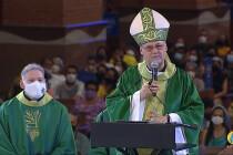 Clero celebra 32 anos da Diocese de Santo Amaro no Santuário Nacional de Aparecida
